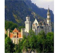 טיול קיץ מאורגן למשפחות! 7 ימים בגרמניה, אוסטריה ושוויץ החל מכ-$1173* לאדם!