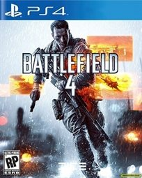 Playstation 4 Battlefield 4 אירופאי!!