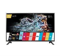 """טלוויזיה LG מסך """"55  LED Smart TV Slim דגם 55LF650 תלת מימד FHD עם Wifi מובנה"""