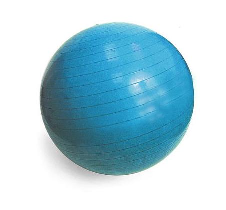 כדור פיזיו במגוון גדלים לאימון פילאטיס איכותי לאימון כושר וחיזוק הגוף החל מ-₪59
