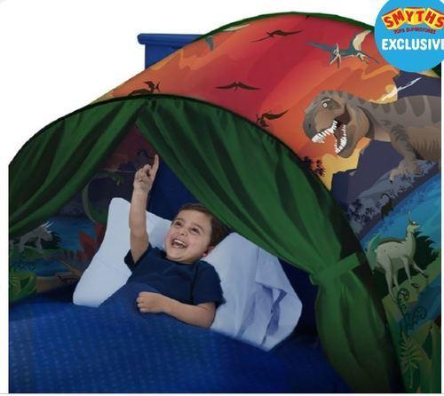 אוהל החלומות - דינוזאורים