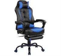 כיסא משרדי עם משענת גב נוחה וגבוהה דגם דרקסלר HOMAX