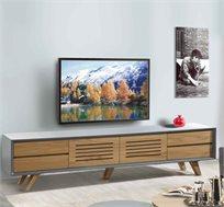 מזנון טלוויזיה לסלון בעיצוב מודרני דגם פרסטיג'