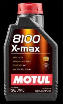 שמן מנוע Vw50200/50500 A3/B4 1L 0W40 Motul