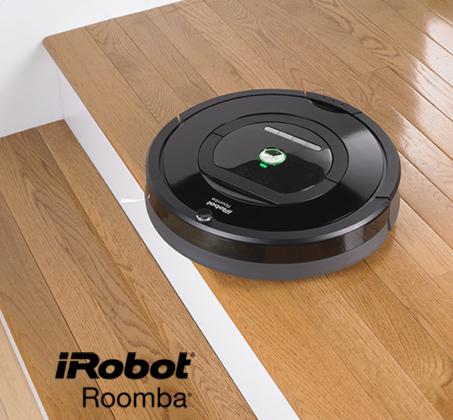 השואב הרובוטי המבוקש 770 irobot roomba כולל אחריות מהיבואן הרשמי - משלוח חינם!