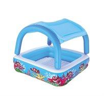 בריכת צלון BESTWAY לילדים עם גג הניתן להסרה והרכבה בקלות דגם 52192