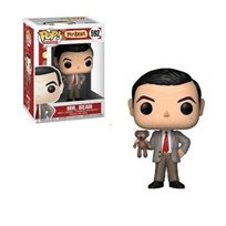 Funko Pop -  Mr. Bean  (Mr. Bean) 592 בובת פופ