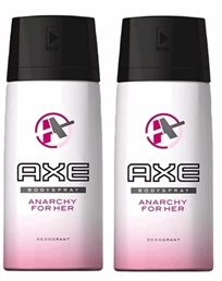 Axe Body Spray Anarchy