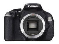 מקצועית נטו! מצלמה דיגיטלית מקצועית CANON 600D עם 18MP, וידאו עם קול ומסך 3 אינץ