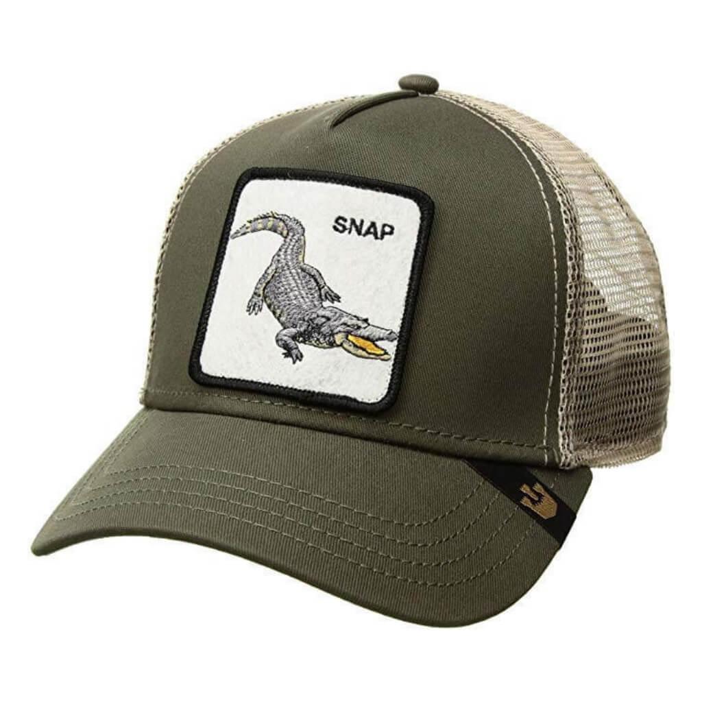 גורין ברוס Goorin Bros כובע מצחייה Snap