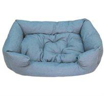 מיטה ספה עבה ומפנקת לכלב ולחתול במגוון צבעים וגדלים