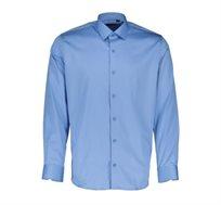 חולצה מכופתרת קלאסית - צבע לבחירה