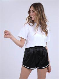 מכנסיים קצרים הארלם שחור סטייל ריבר