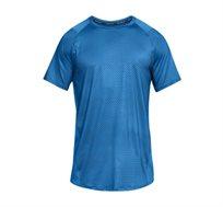 חולצת אימון לגברים Under Armour SS18 Raid 2.0 SS-MED//STY - צבע כחול