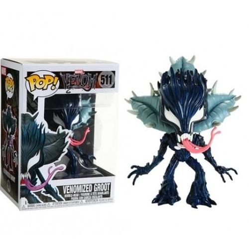 Funko Pop - Venomized Groot (Venom) 511  בובת פופ