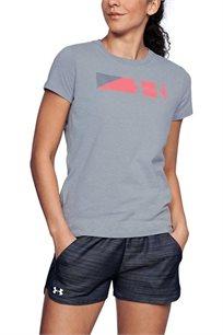 חולצת טי אנדר ארמור לאישה 1305578 - צבע לבחירה