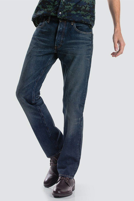 ג'ינס Levis 501-2677 לגבר - כחול