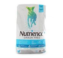 מזון Nutrience  לכלבים ללא דגנים עם דגים