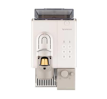 מכונת קפה NESPRESSO לטיסימה Touch בצבע לבן דגם F521 נספרסו - משלוח חינם - תמונה 4