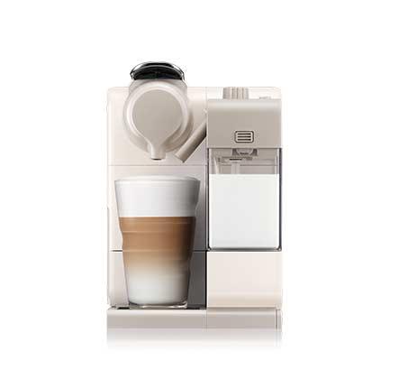 מכונת קפה NESPRESSO לטיסימה Touch בצבע לבן דגם F521 נספרסו - משלוח חינם - תמונה 3