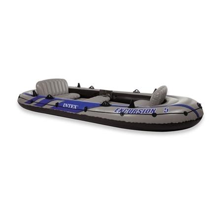 סירה מתנפחת INTEX דגם 68325 ל-5 אנשים