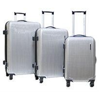 סט מזוודות קשיחות 3 יח' Calpak Lancaster בגדלים 20, 24, 28 inch