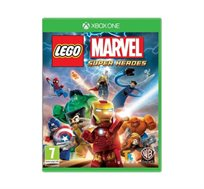 משחק  LEGO MARVEL SUPER HEROES ל- XBOX ONE