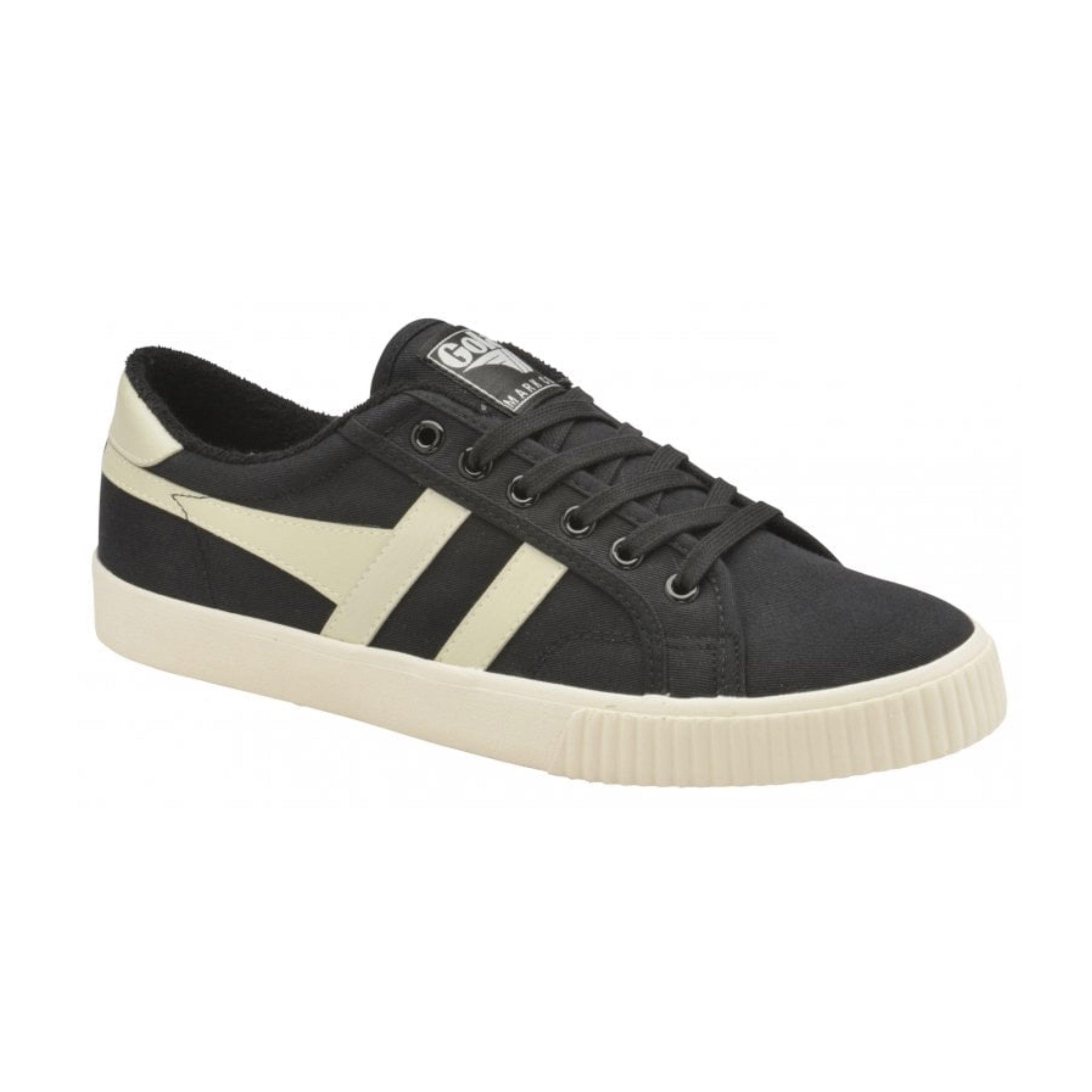 Tennis Mark Cox Cma280 - נעלי סניקרס טניס טרנדיות בצבע שחור