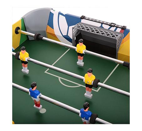 שולחן כדורגל COMBAT עשוי MDF עם ציפוי דקורטיבי - תמונה 4