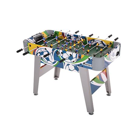 שולחן כדורגל COMBAT עשוי MDF עם ציפוי דקורטיבי - תמונה 2