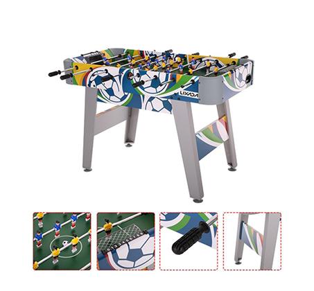 שולחן כדורגל COMBAT עשוי MDF עם ציפוי דקורטיבי - תמונה 3