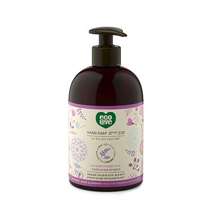 """סבון ידיים לעור יבש מאוד 500 מ""""ל"""