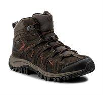 נעלי טיולים והליכה מקצועיות לגברים - ירוק חאקי