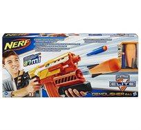 רובה צעצוע יורה ספוגים נרף DEMOLISHER פליידי