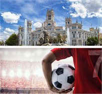 4 לילות במדריד כולל כרטיס לריאל מדריד מול מלאגה רק בכ-€616*