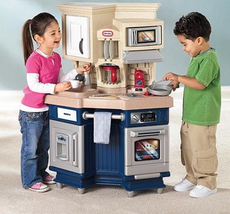 מטבח השף לילדים ליטל טייקס