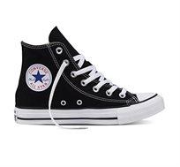 נעלי סניקרס אול סטאר גבוהות לנשים דגם 219160 בצבע שחור