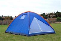 הקיץ כל המשפחה בקמפינג! אוהל משפחתי גדול במיוחד 4X3 מטר