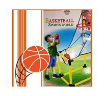 עמדת כדורסל גדולה לבית או לחצר