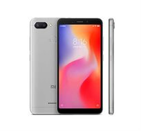"""סמארטפון XIAOMI Redmi 6 מסך """"5.45 בנפח 64GB+4GB RAM מצלמה כפולה"""