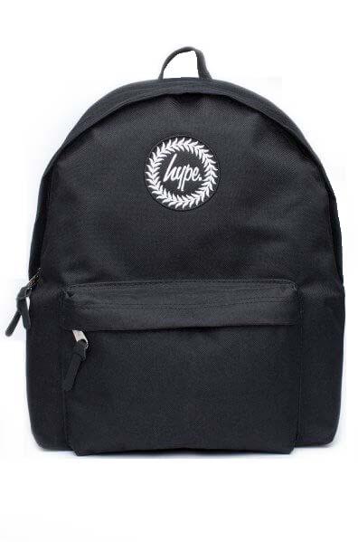 Hype יוניסקס// Backpack Black