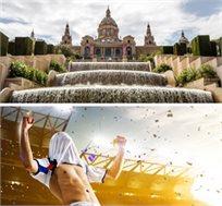 טיסות למשחק הכדורגל של ברצלונה מול אספניול כולל 3 לילות במלון לבחירה החל מכ-€699* לאדם!