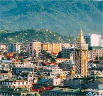טיול מאורגן ל-4-5 ימים לבטומי שבגיאורגיה גם בחגים החל מכ-$439* לאדם!