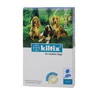 קולר נגד קרציות לכלב - קילטיקס, בעל ריח דומיננטי וחזק במיוחד תוצרת גרמניה