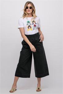 מכנס ג`ינס רחב