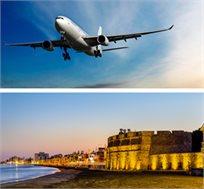 טיסות הלוך חזור ללרנקה - קפריסין ל-3-7 לילות החל מכ-$139*