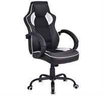 כיסא מנהלים בריפוד דמוי עור דגם ג'ונסון