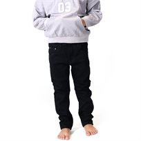 Oro / אורו (2-16 שנים) ג'ינס חלק - שחור