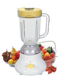 בלחיצת כפתור! בלנדר 1 ליטר לערבול פירות ירקות מזון והכנת מיצים, מבית HEMILTON
