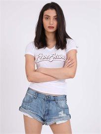 Pepe Jeans נשים - חולצת מותג